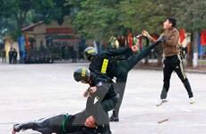 Thành lập Tiểu đoàn Cảnh sát cơ động Công an tỉnh Lai Châu