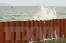 Quảng Nam tìm kiếm các giải pháp chống sạt lở bờ biển Cửa Đại