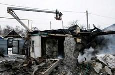 Bộ Năng lượng Ukraine tạm ngừng cung cấp điện cho Crimea