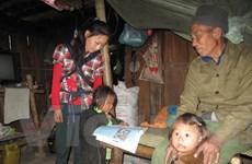 Cuộc sống khó khăn của bản người H'Mông nghèo nhất Bắc Kạn