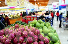 TP.HCM: Hàng hóa dồi dào, giá ổn định đón Tết Dương lịch 2015