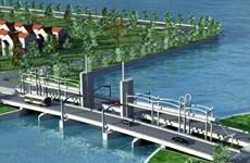 990 tỷ đồng xây công trình thủy lợi Ô Môn-Xà No giai đoạn 2