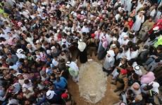 Saudi Arabia tổ chức lễ tang Quốc vương Abdullah bin Abdulaziz