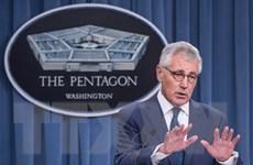 Bộ trưởng Hagel bác phát biểu của Iraq về tốc độ hỗ trợ của Mỹ