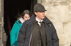 Tài tử điện ảnh Cumberbatch tiếp tục vào vai Sherlock Holmes