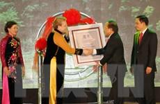 Việt Nam tiếp tục tăng cường vai trò tại Ủy ban di sản thế giới