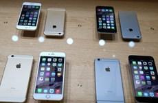 Apple và Samsung dẫn đầu thị trường thiết bị thông minh