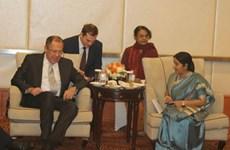 Nga-Ấn Độ chủ trương mở rộng hợp tác song phương nhiều lĩnh vực