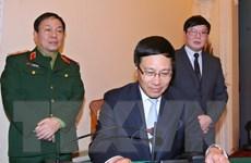 Khai trương Tổng đài bảo hộ công dân Việt Nam ở nước ngoài