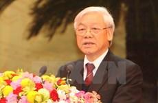 Lãnh đạo các nước gửi thiệp chúc mừng Năm mới Tổng Bí thư Đảng