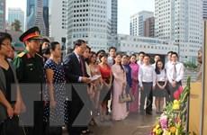 Sứ quán Việt Nam tại Singapore và Anh kỷ niệm ngày thành lập Đảng