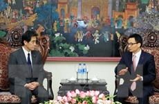 Việt Nam mong muốn Nhật Bản tiếp tục duy trì ODA ở mức cao