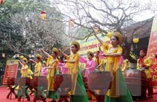 Nhiều nét mới trong Lễ hội mùa xuân Côn Sơn-Kiếp Bạc 2015