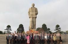 Nghệ An: Gặp mặt kiều bào về thăm quê hương đón Tết cổ truyền