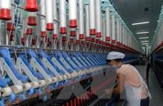 Nam Định: Nhiều doanh nghiệp dệt may đã đủ đơn hàng năm 2015