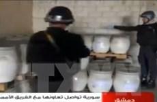LHQ đe dọa trừng phạt các vụ tấn công bằng khí Clo tại Syria