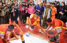 Hơn 5 vạn du khách hành hương về khu di tích Côn Sơn-Kiếp Bạc
