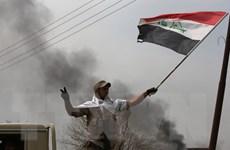 Quân đội Iraq đã giải phóng được phần lớn thành phố Tikrit