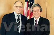 Ngân hàng U.S. Ex-Im Bank cam kết giúp Việt Nam phát triển kinh tế