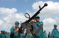 Vai trò của dân quân tự vệ Việt Nam trong quốc phòng toàn dân