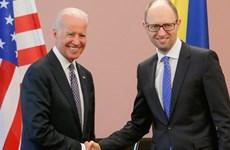 Nghị sỹ Đức: Mỹ chỉ muốn khai thác nguồn tài nguyên của Ukraine