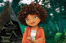 Phim hoạt hình Home do Rihanna lồng tiếng thu 54 triệu USD