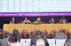 IPU-132: Thông qua dự thảo Nghị quyết về quản trị nguồn nước