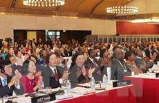 IPU-132: Dấu ấn quan trọng trong lịch sự ngoại giao nghị viện thế giới