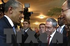 Cuba và Mỹ khẳng định quyết tâm đối thoại, mở trang sử mới