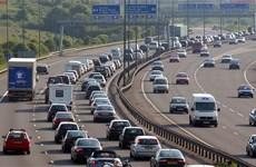 Liên minh châu Âu mạnh tay xử lý các lái xe chạy quá tốc độ