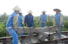 Quảng Bình: Khắc phục hoàn toàn sự cố tuyến đường sắt Bắc-Nam