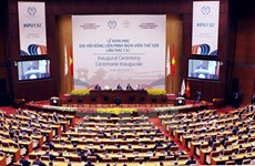 Nghị sỹ Bỉ đánh giá cao sự thành công của IPU-132 tại Việt Nam