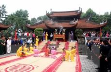 Đền Hùng: Trung tâm thực hành Tín ngưỡng thờ cúng Hùng Vương