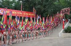 Phát hành bộ tem đặc biệt về tín ngưỡng thờ cúng Hùng Vương