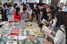 """Triển lãm gần 10.000 sách, tư liệu chủ đề """"Đất nước thống nhất"""""""