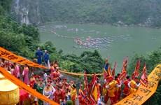Lễ hội đền Trần Ninh Bình mang đậm bản sắc văn hóa dân tộc