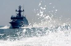 Triều Tiên bắt đầu bắn đạt thật trên biển, Hàn Quốc theo dõi