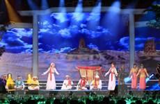 Chung kết Liên hoan Dân ca Việt Nam lần thứ VI năm 2015