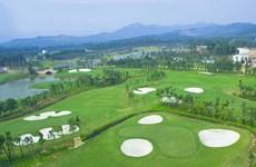 Flamingo Đại Lải Resort khai trương sân golf độc đáo nhất miền Bắc
