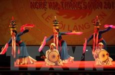 Tưng bừng Ngày hội văn hóa các dân tộc miền Trung tại Nghệ An