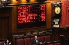 Italy tăng hình phạt đối với tội tham nhũng và cấu kết với mafia