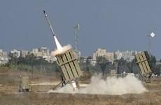 Saudi Arabia từ chối đề nghị cung cấp hệ thống Vòm Sắt của Israel