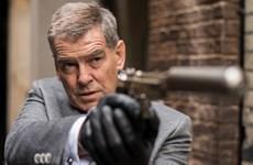 Điệp viên 007 Pierce Brosnan thành khủng bố trong ''Survivor''
