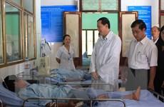 Vụ ngộ độc do ăn nấm lạ ở Hà Giang: 17 bệnh nhân đã xuất viện