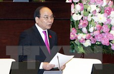 Phó Thủ tướng giải trình trước quốc hội về chống tham nhũng