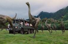 ''Jurassic World'' lập kỳ tích cán mốc nửa tỷ USD chỉ sau 3 ngày