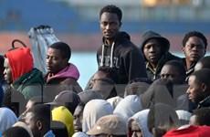 Anh chuẩn bị kết thúc sứ mệnh cứu người di cư trên Địa Trung Hải