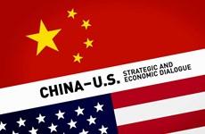 Đối thoại chiến lược và kinh tế Mỹ-Trung ưu tiên cao vấn đề Biển Đông