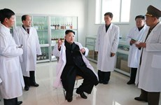 """Triều Tiên tuyên bố có """"thuốc tiên"""" chữa AIDS, Ebola, SARS và MERS"""