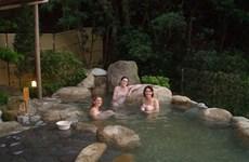 Nhật Bản: Bối rối vì quy định cấm người có hình xăm đi tắm onsen